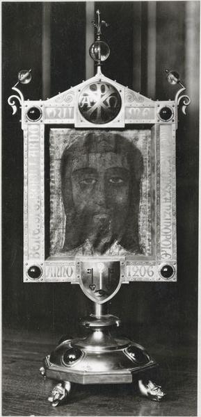 tableau : sainte Face, vue générale