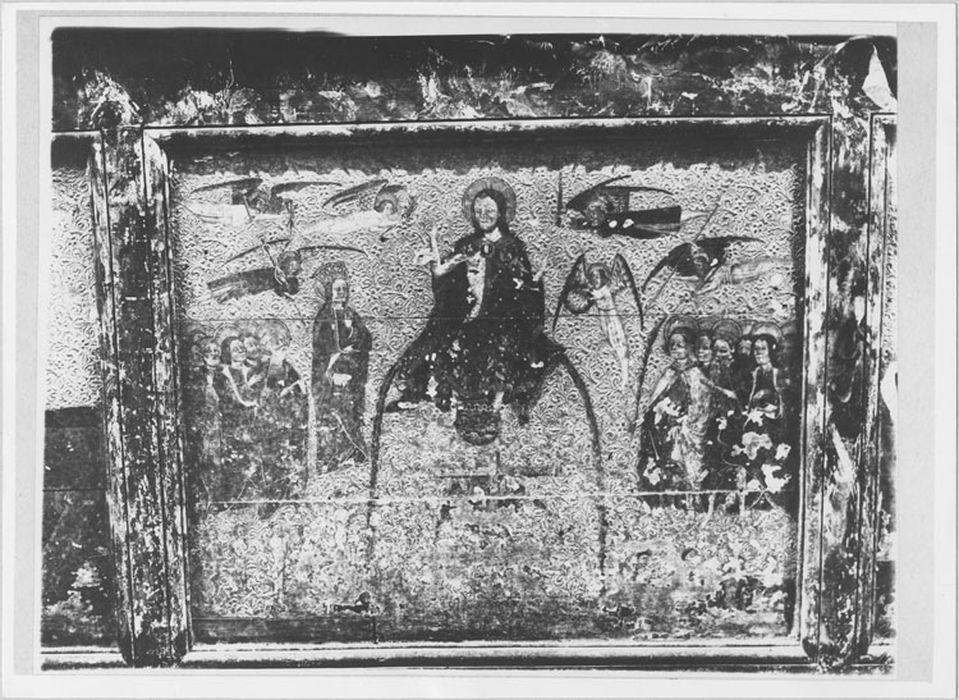 Devant d'autel : Le Jugement dernier