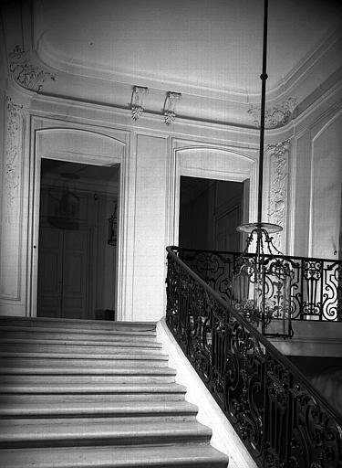 Palier du 1e étage