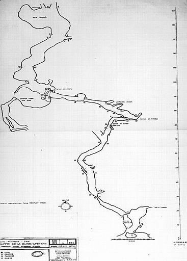 Relevé topographique