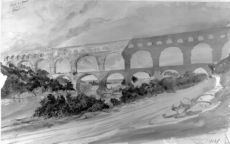 Aqueduc gallo-romain
