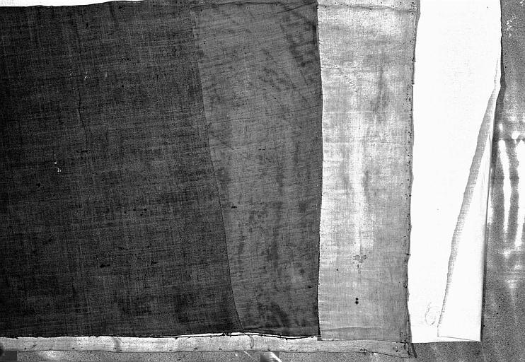 Tapisserie de Bayeux (revers) : Toile seule
