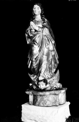 Statue : Immaculée conception (l')