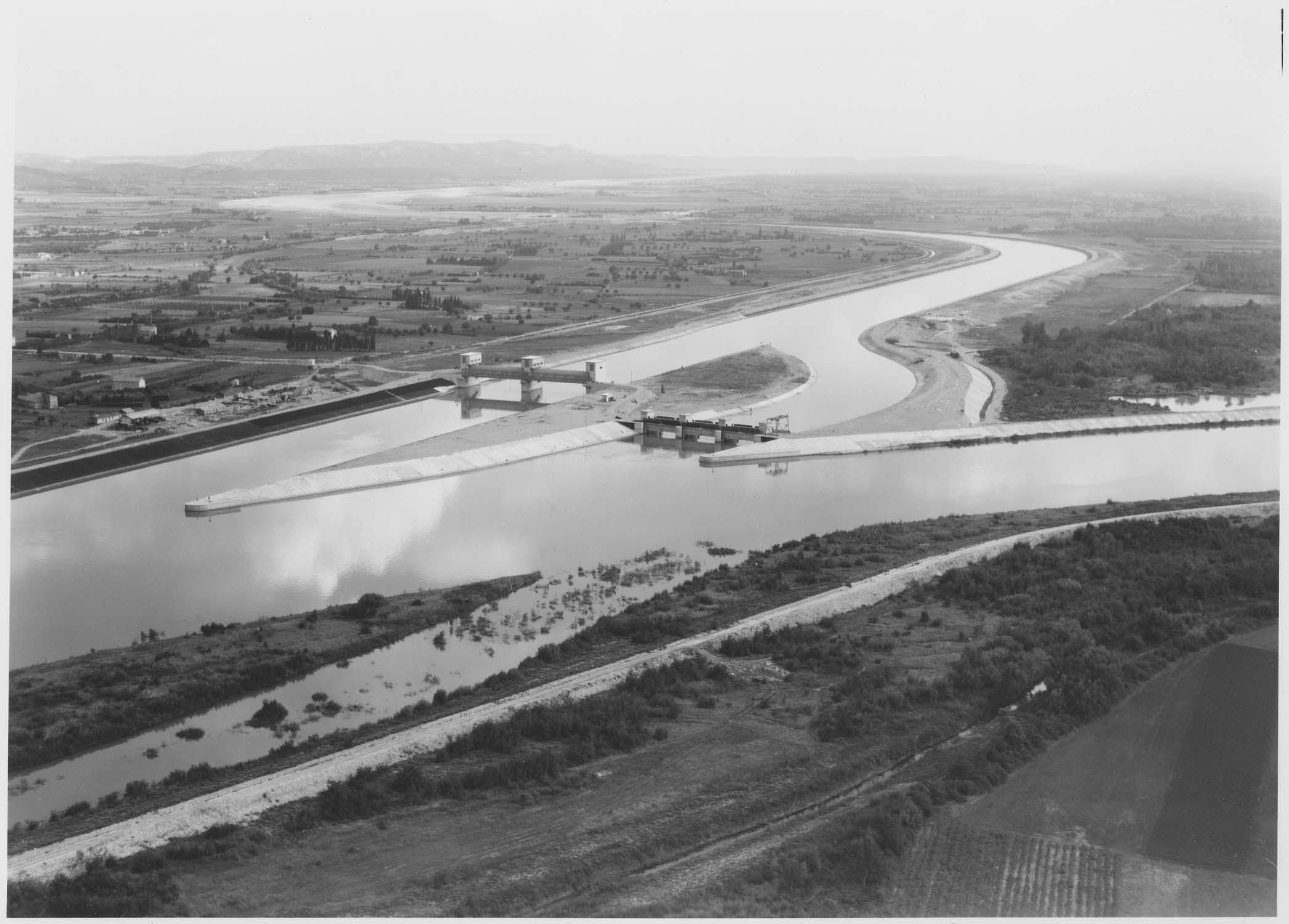 Barrage de Donzère-Mondragon