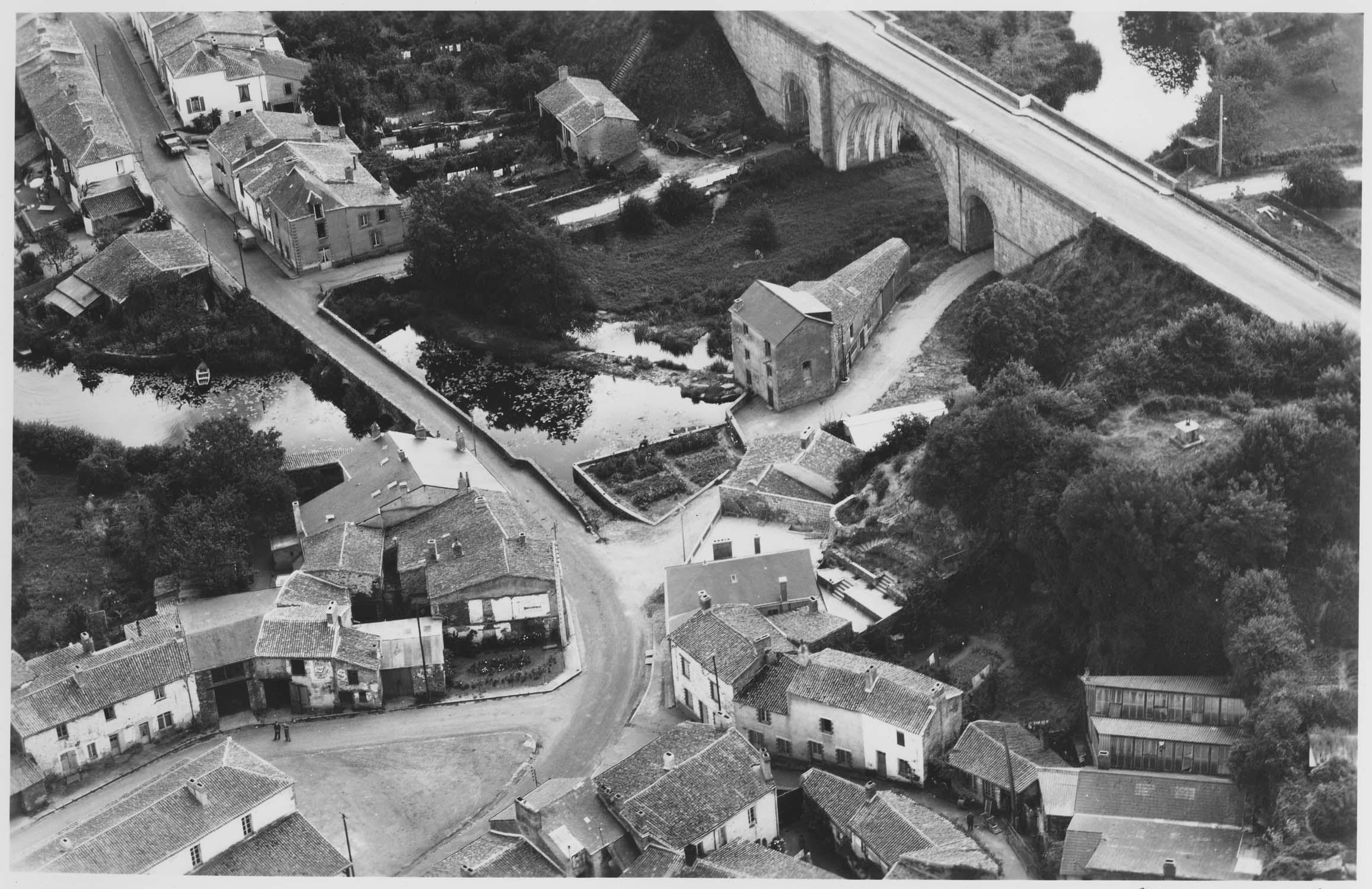 Pont sur la Boulogne