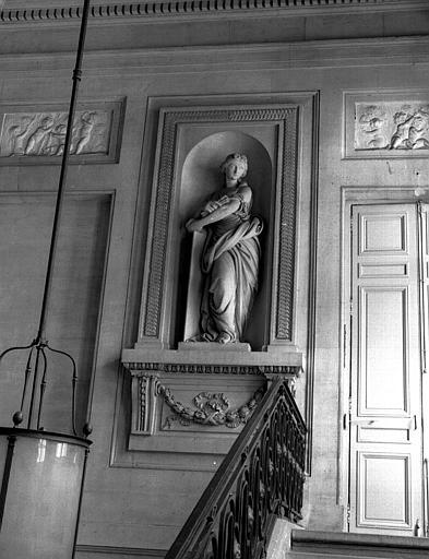Ecole Nationale des Ponts et Chaussées (ancien Hôtel de Fleury)