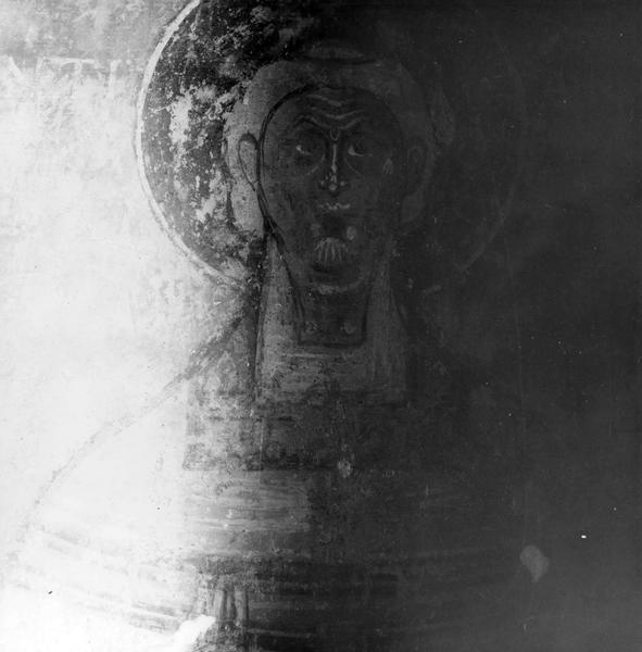 Peinture monumentale : évêques