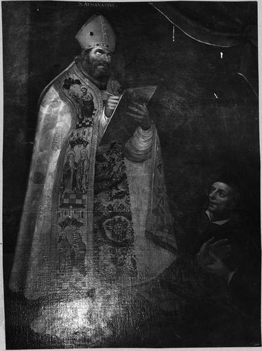 tableau : Saint Athanase