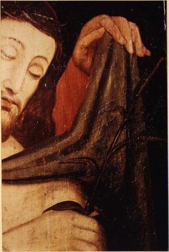 tableau : Ecce Homo, détail