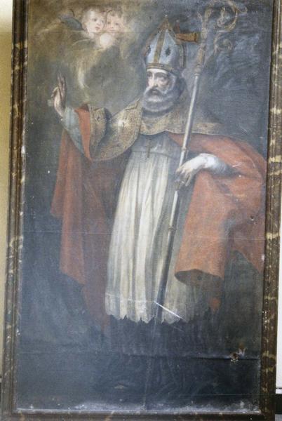 Tableau, cadre : Saint Germain
