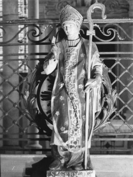 Statue : Saint Germain