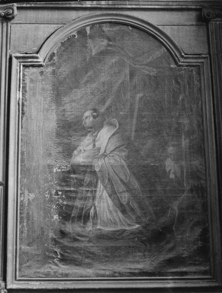 Tableau : Saint Charles Borromée
