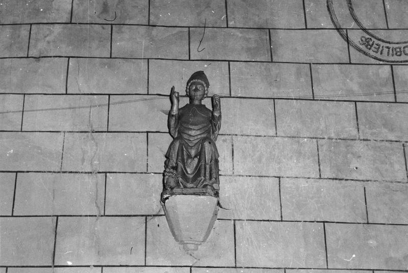 statue : saint Nicolas