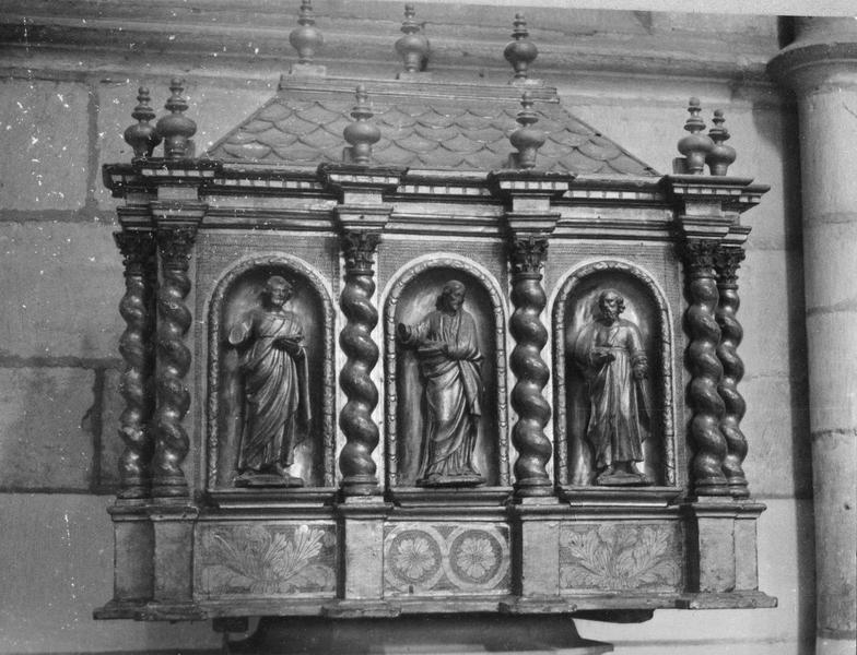 châsse de saint Epain
