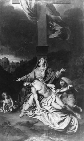 Tableau : La Déposition de croix