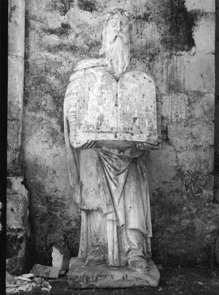statue : Moïse