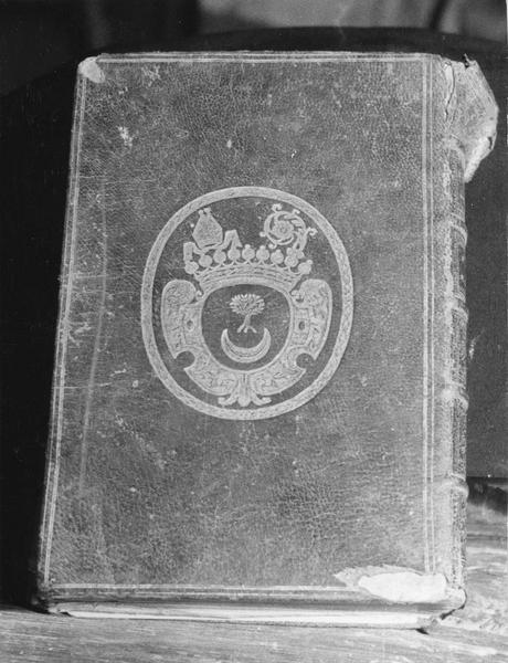 Livre liturgique : bréviaire auxerrois