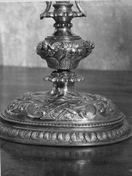 reliquaire-monstrance de la Sainte-Epine