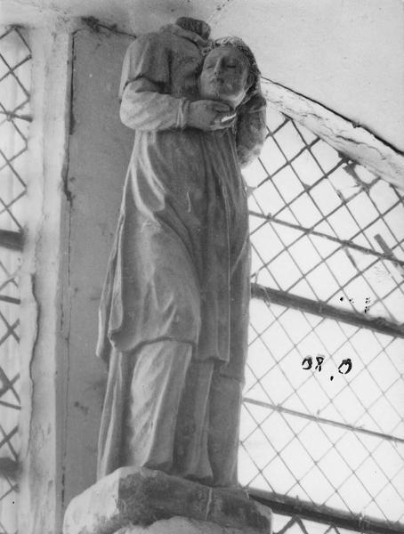 Statue : Saint Donatien