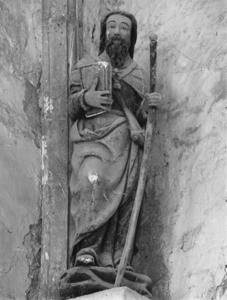 Statue : Saint Apôtre