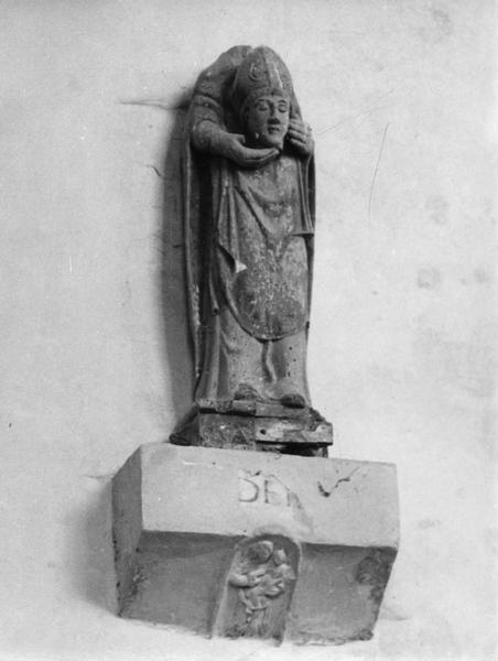 Statuette : Saint Denis