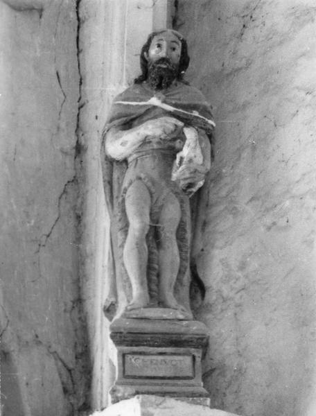 Statuette : Saint Jean-Baptiste