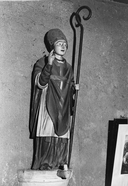 statue : saint Arthème