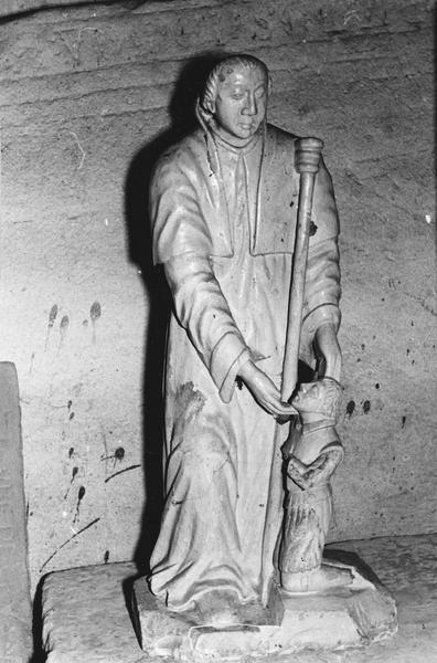 Statue : Saint Marcou