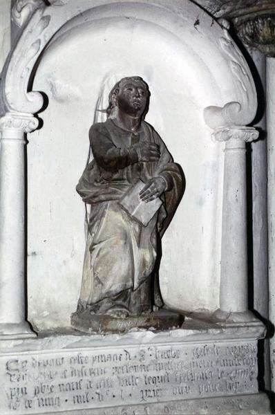 plaque commémorative de Pierre Michecoppin