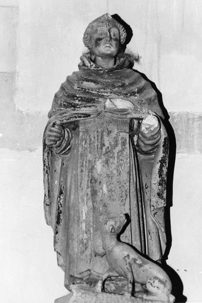 statue : Saint Dominique