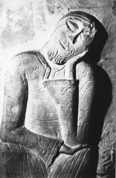 chapiteau : Daniel dans la fosse aux lions