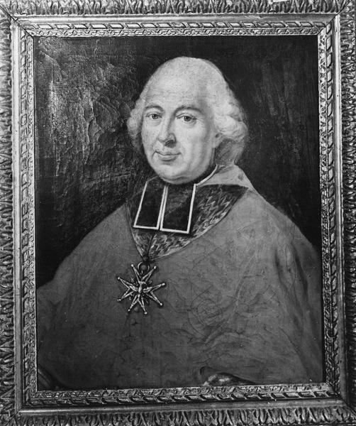 tableau : Portrait du cardinal de Luynes