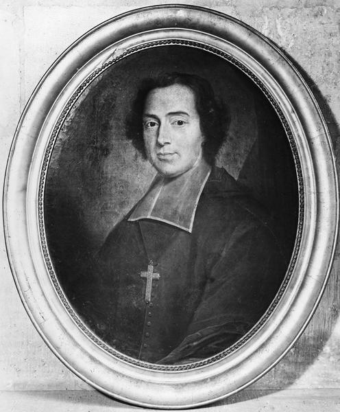tableau : Portrait de Charles Nicolas Talfoureau de Fontaine
