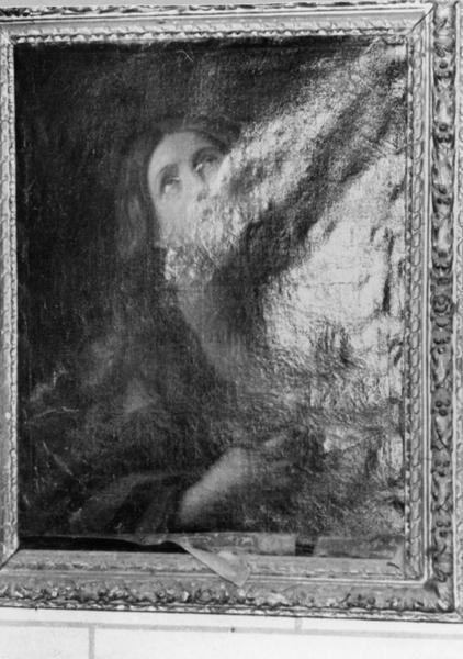tableau, cadre : sainte Madeleine