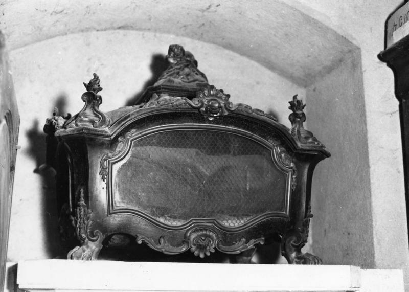 châsse des saints Fort, Guinefort et Aveline
