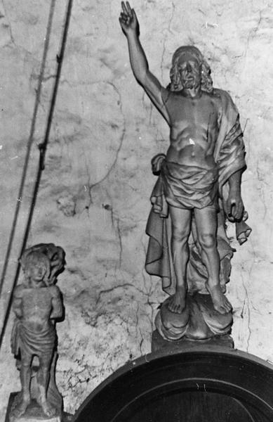 Statue : Christ de Résurrection