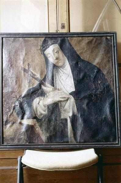 Tableau : Sainte Catherine de Sienne