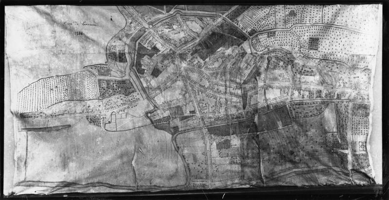 plan de Tonnerre 1680