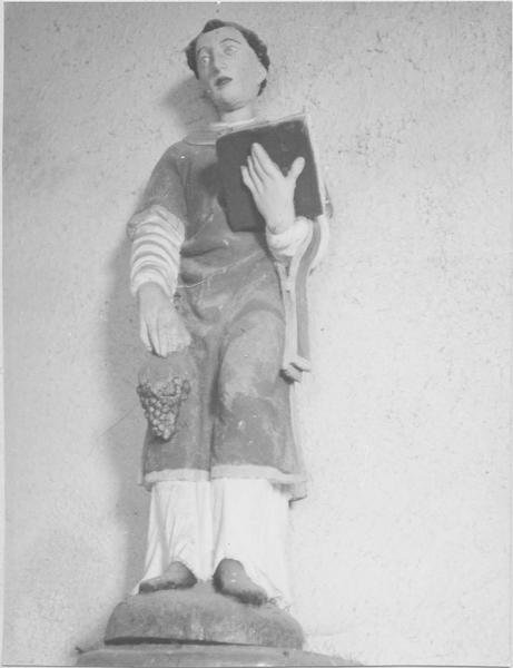 statue : Saint Vincent