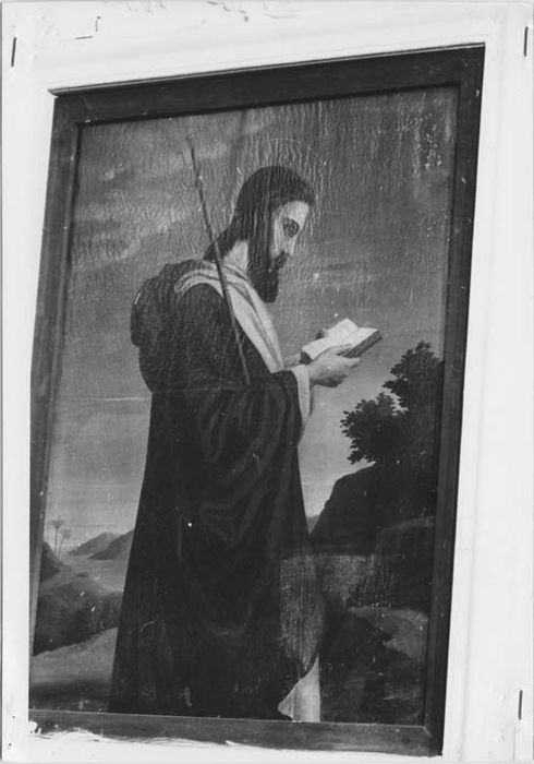 Tableau : Saint Jacques