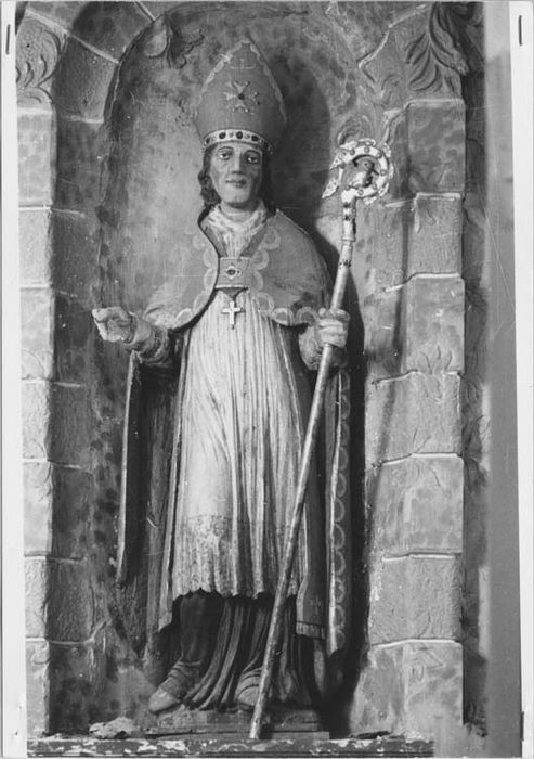 Statue : Saint Thomas