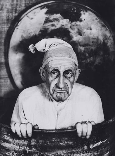 Georges Adet : Nagg dans Fin de partie de Samuel Beckett