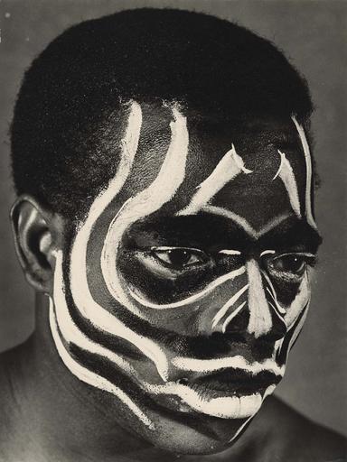 Danseur de la Côte d'Ivoire