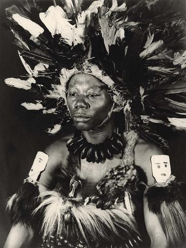 Danseuse Uzila camerounaise
