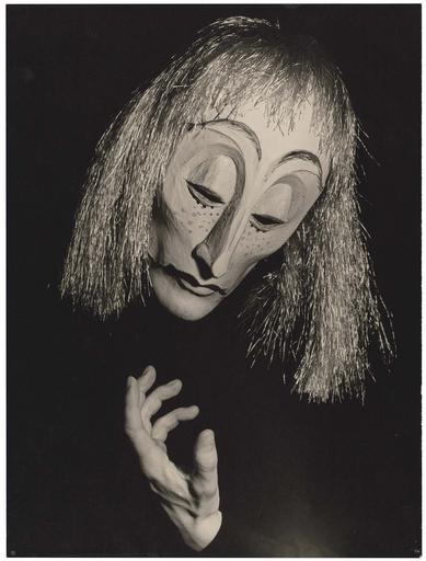 Masque du fils amoureux dans Aulularia de Plaute : créé par Grillon, porté et animé par Wolfram Mehring