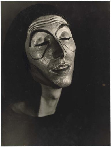 Denis Palos, étude de maquillage et d'expression