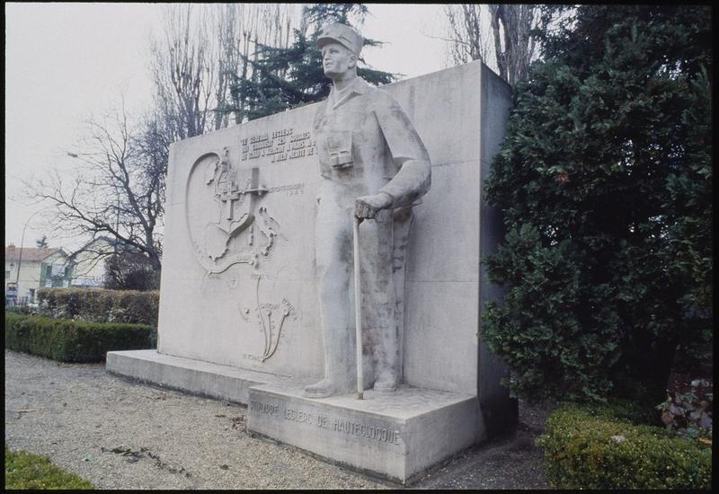 Monument : Monument à la gloire du général Leclerc