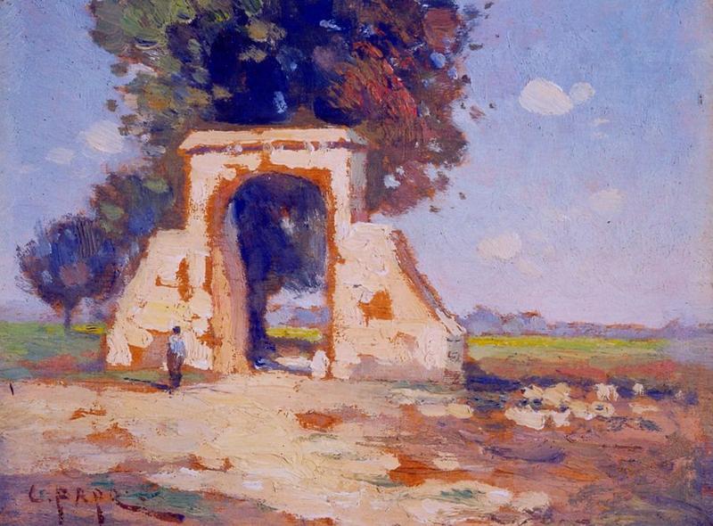 Tableau n°34 : Porte Bernard, avers
