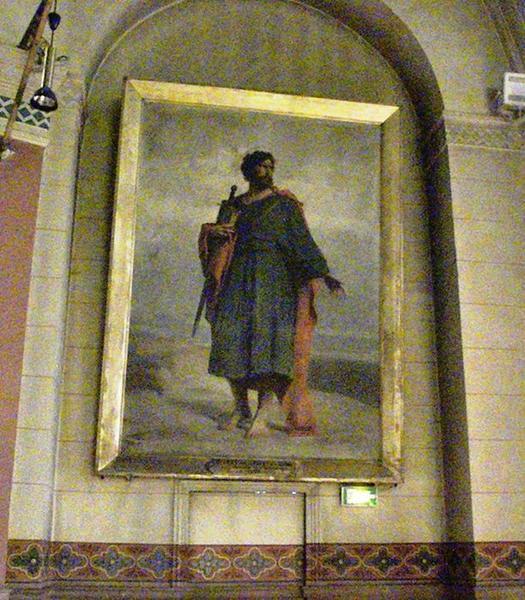 Tableau : Saint Paul
