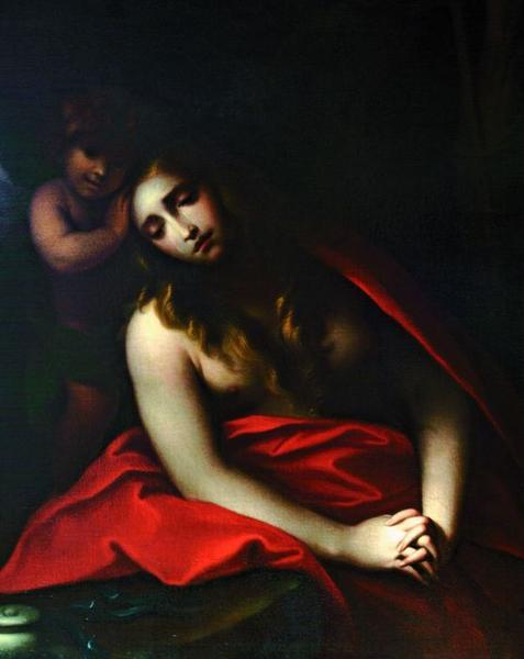Tableau : Sainte Madeleine